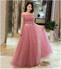 pink bridesmaid dresses 2016 new dusty pink cheap bridesmaid dresses the shoulder