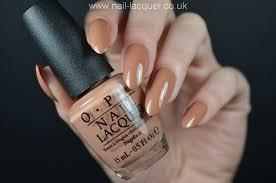 light brown nail polish opi nordic nail lacquer uk
