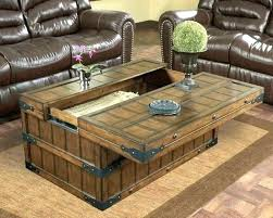 coffee table with hidden gun storage plans table with hidden storage coffee table with hidden storage coffee