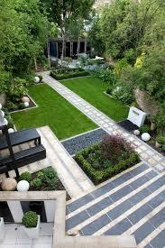 Tiered Backyard Landscaping Ideas 25 Trending Garden Design Ideas On Pinterest Small Garden