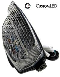 2008 2016 honda cbr 1000rr blaster x integrated tail light custom led