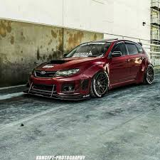 ideas modified subaru imperza hatchback cooper subaru cars and jdm