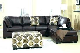 Brown Leather Sectional Sofa With Chaise Leather Sectional Sofa With Chaise Leather Sectional Right Facing