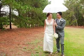 wedding dress garden party cara and s garden party wedding polka dot