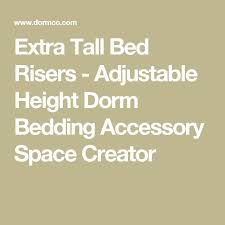 Tall Bed Risers Best 25 Tall Bed Risers Ideas On Pinterest Diy Furniture Risers