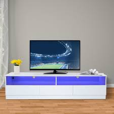 living latest design modern corner tv cabinet led wall mount tv