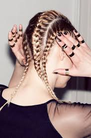 what jesse nice braiding hairstyles braids and stacked rings my style pinterest