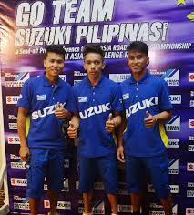 Challenge Asian Team Suzuki Pilipinas All Set For The Suzuki Asian Challenge At
