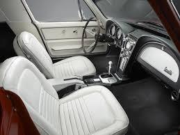 white corvette interior this is one gorgeous 1967 stingray corvette with a white interior