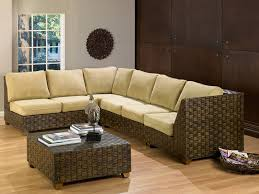 wicker rattan living room furniture home design