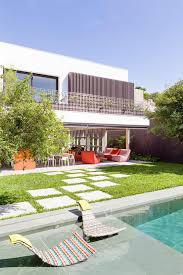 Brazilian Home Design Trends Family Home With A Fresh And Casual Design Approach