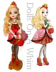Ever After High Apple White Doll U2013 Dolls On A Whim