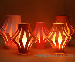 How To Make Paper Light Lanterns - diy lanterns galore in preparation for new years diy