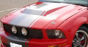 cheap mustang hoods 2005 2009 gt v6 mustang fiberglass hoods mrbodykit com the most