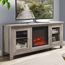 home decor simple tv stands with electric fireplace amazing home