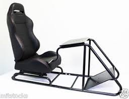 Race Chair Gaming Seat Driving Race Chair Simulator Cockpit For Ps3 Ps4