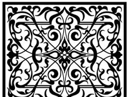 free ornament vectors rectangular shape free vectors ui