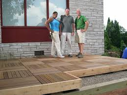 diy network patio deck supports pedestal system roofdeck ideas