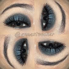 Eyeshadow Wardah Vs Makeover my dramatic sparkly me myself eyemakeup eyeshadow