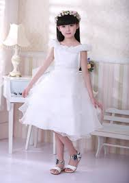 2014 korean new fashion children wedding flower dress