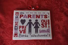panneau de chambre panneaux de porte de chambre des parents llp brodeuse91 et ses