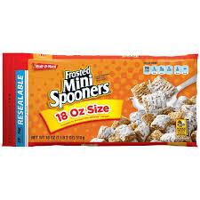 Breakfast Food Cereal Walmart Com by Great Value Crunchy Nuggets Cereal 29 Oz Walmart Com