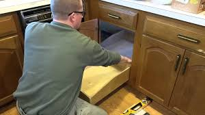 Corner Cabinet Solutions In Kitchens Corner Cabinet Pullout Solution Youtube