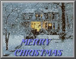 animations e card merry snow