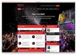 design contest wordpress theme 24 of the best wordpress themes for musicians 2018 colorlib