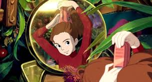 arrietty hair clip the secret world of arrietty new photos and equals