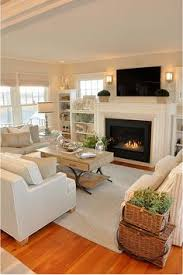 Living Room Fireplace Ideas - 20 living room with fireplace that will warm you all winter
