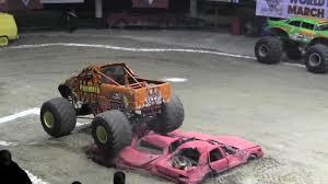 2013 Monsterjam Prowler Freestyle At Hampton Coliseum Youtube