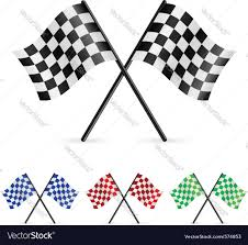 Checkered Flag Eps Checkered Flags Royalty Free Vector Image Vectorstock