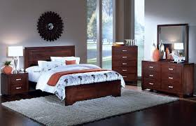 Bedroom Sets Home Depot Urbandale 6 Pc Queen Bedroom Set Queen Bedroom Set Tobacco