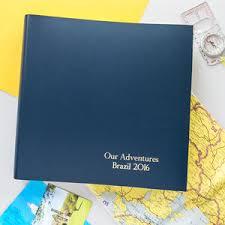 large photo album personalised photo albums notonthehighstreet