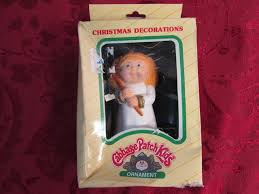 lot detail cabbage patch kid ornaments