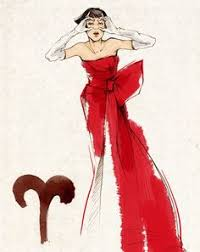 quick fashion sketches by julija lubgane at coroflot com