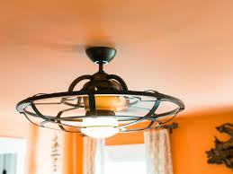 Caged Ceiling Fan With Light Traditional Caged Ceiling Fan Installing Caged Ceiling Fan