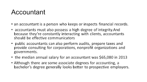 lexus financial careers 5 accounting careers by chris butcher financial advisor financial