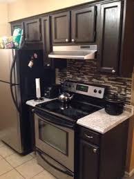 kitchen cabinet kits home depot rust oleum transformations 1 qt espresso small cabinet kit