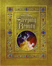 sleeping beauty styled wedding photo book
