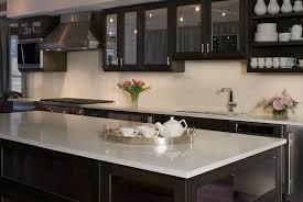 Kitchen Designs Dark Cabinets by White Granite Countertops Icestone Alpine White Luxe Lab
