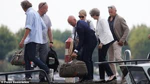 bong bach italy theresa may enjoys from brexit on in northern italy