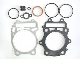 amazon com top end gasket kit set suzuki eiger 400 2x4 4x4 auto