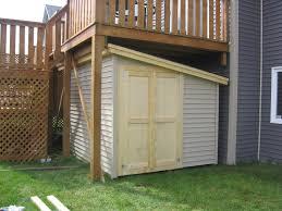 23 cool storage sheds under decks pixelmari com