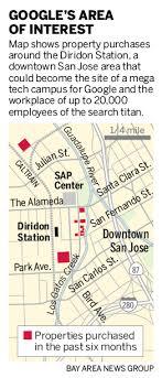 san jose school map san jose discuss plans for downtown expansion