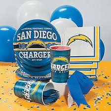 party supplies san diego 17 best chargers idea for party images on san diego
