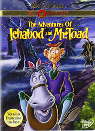 amazon com the adventures of ichabod and mr toad disney gold