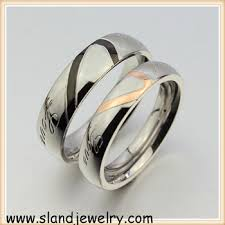 real promise rings images 2 pcs couples ring set puzzle matching heart puzzle ring jpg