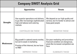 how can my business capitalize how to conduct a swot analysis for your business plan dummies